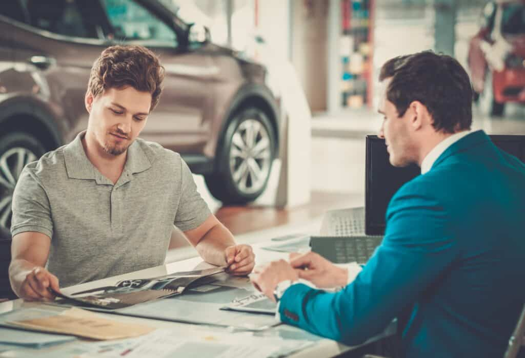 negotiating a used car deal
